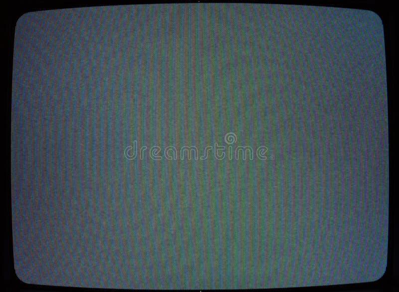 Textura da televisão foto de stock royalty free
