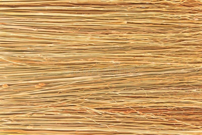Textura da vassoura das varas fotos de stock royalty free
