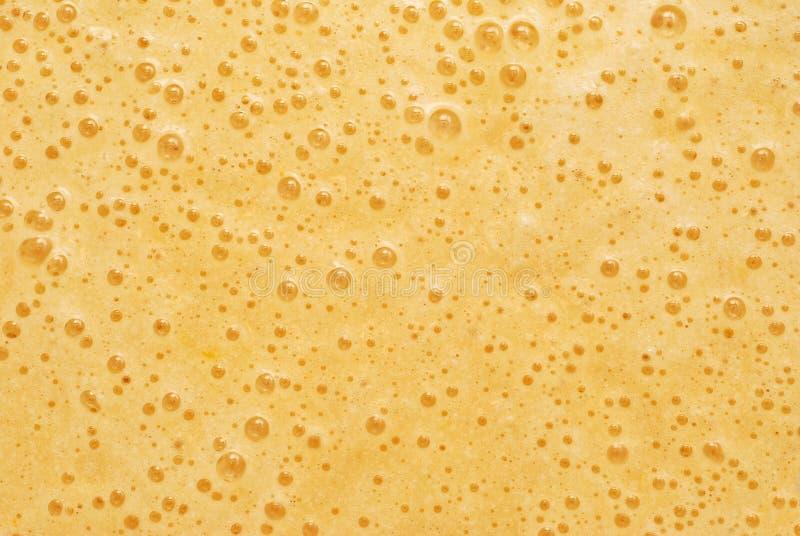 Textura das bolhas fotografia de stock