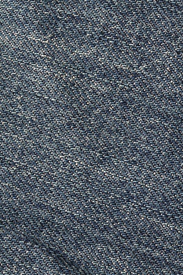 Textura das calças de brim. foto de stock