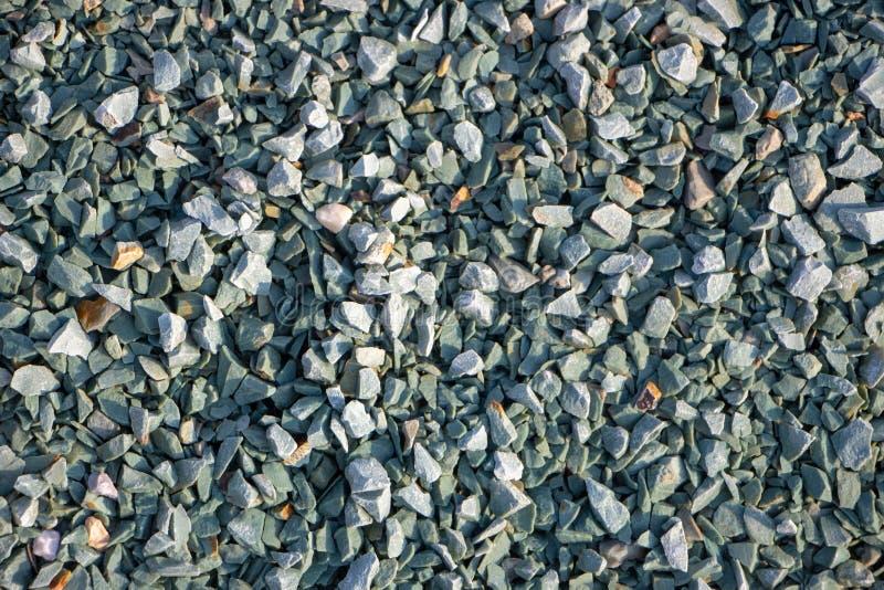 textura das microplaquetas do mármore de turquesa para o uso no projeto da paisagem, e decoração no floristics imagens de stock