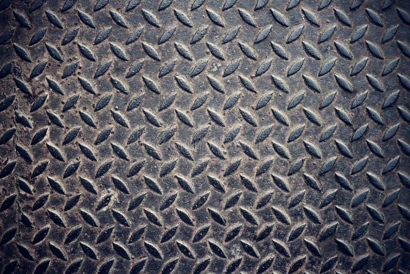 Textura de alumínio do Grunge para o fundo fotos de stock