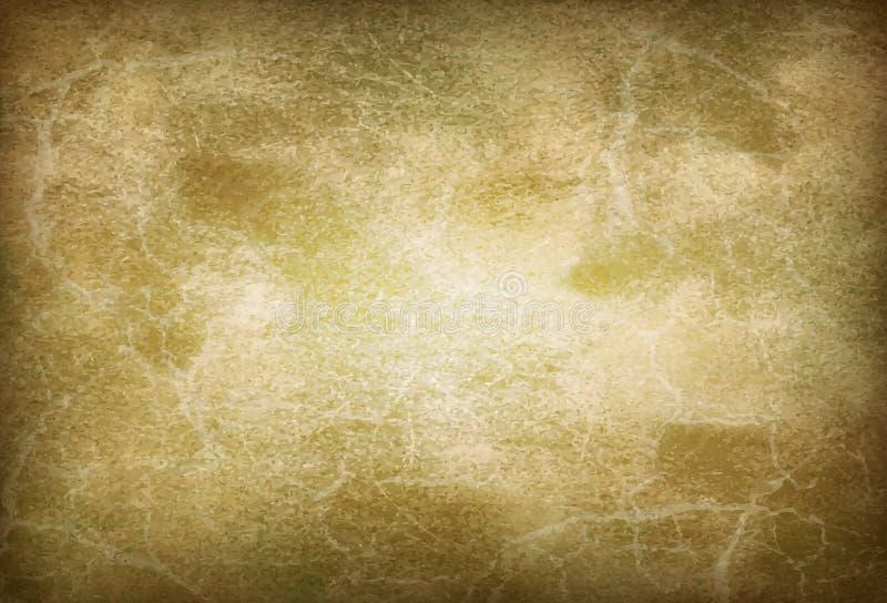 Textura de Art Old Paper Scrapbook Background ilustración del vector