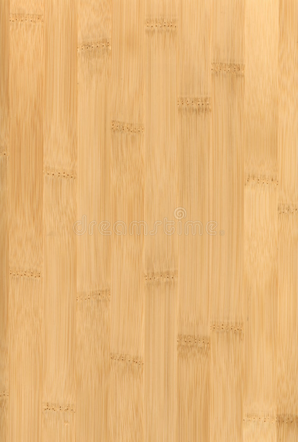 Textura de bambú del entarimado fotos de archivo libres de regalías
