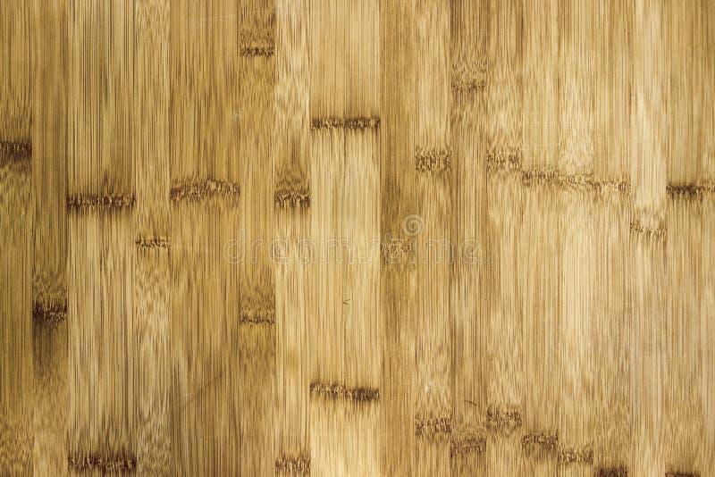 Textura de bambu clara imagem de stock