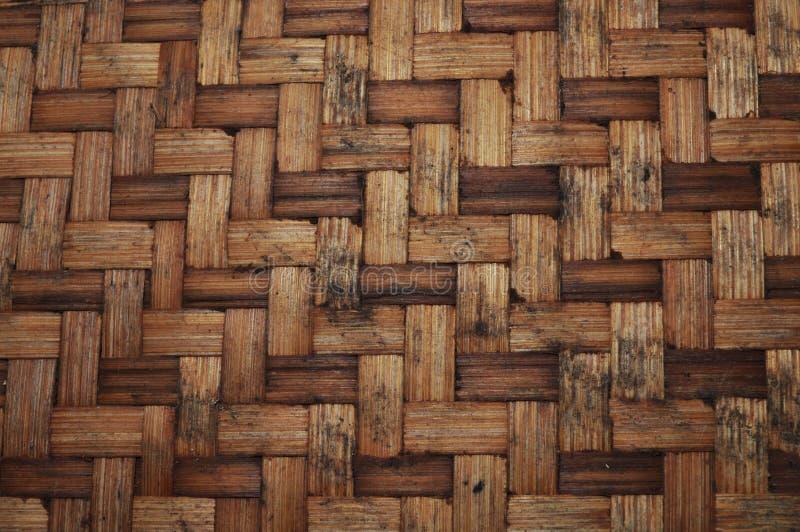 Textura de bambu para o fundo foto de stock royalty free