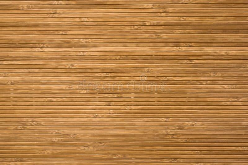 Textura de bambu pressionada foto de stock