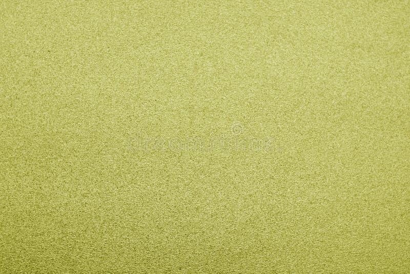 Textura de brilho plástica na cor amarela imagem de stock