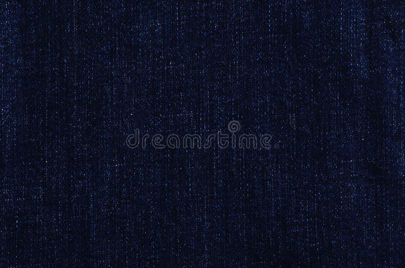 Textura de calças de ganga azul fotografia de stock