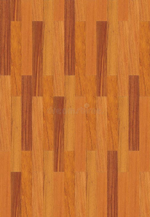 Textura de caoba inconsútil del suelo foto de archivo