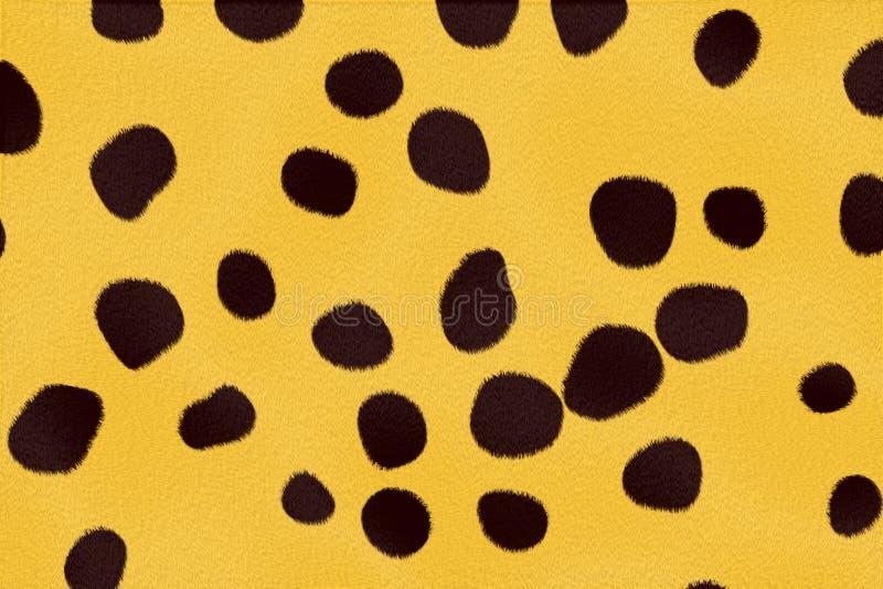 Download Textura de Ceetach ilustração stock. Ilustração de furry - 529608