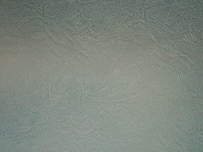 Textura de couro preta Cinza, luz imagens de stock