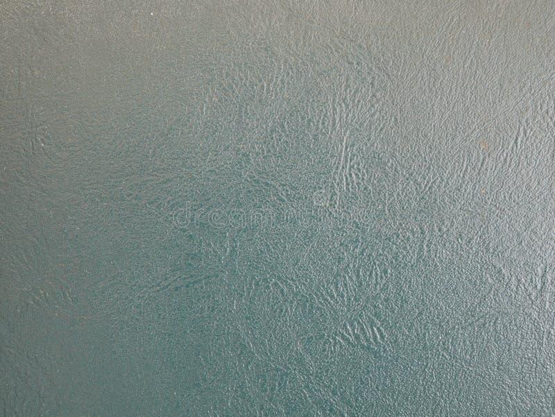 Textura de couro preta Cinza, luz foto de stock royalty free
