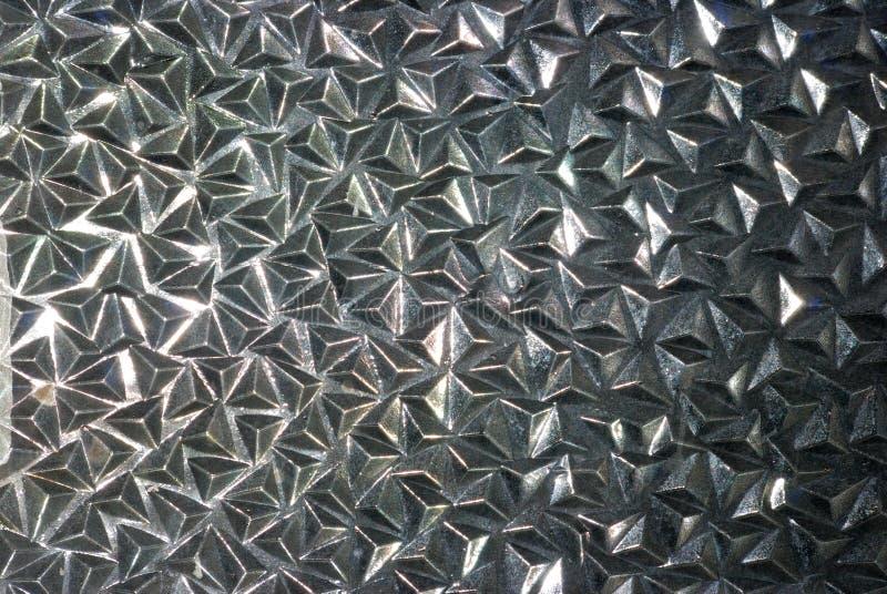 Textura de cristal imagenes de archivo