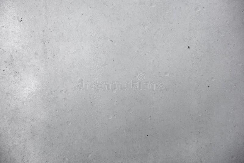 Textura de cristal sucia fotos de archivo libres de regalías