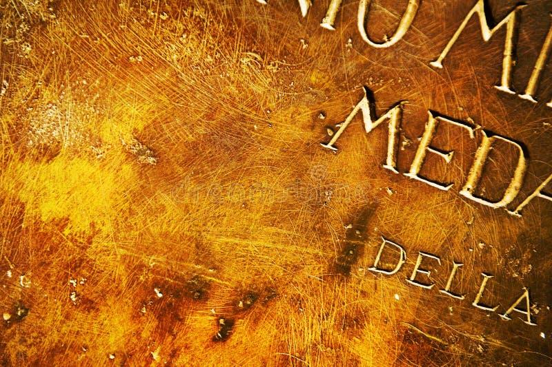 Textura de cuero antigua fotografía de archivo libre de regalías