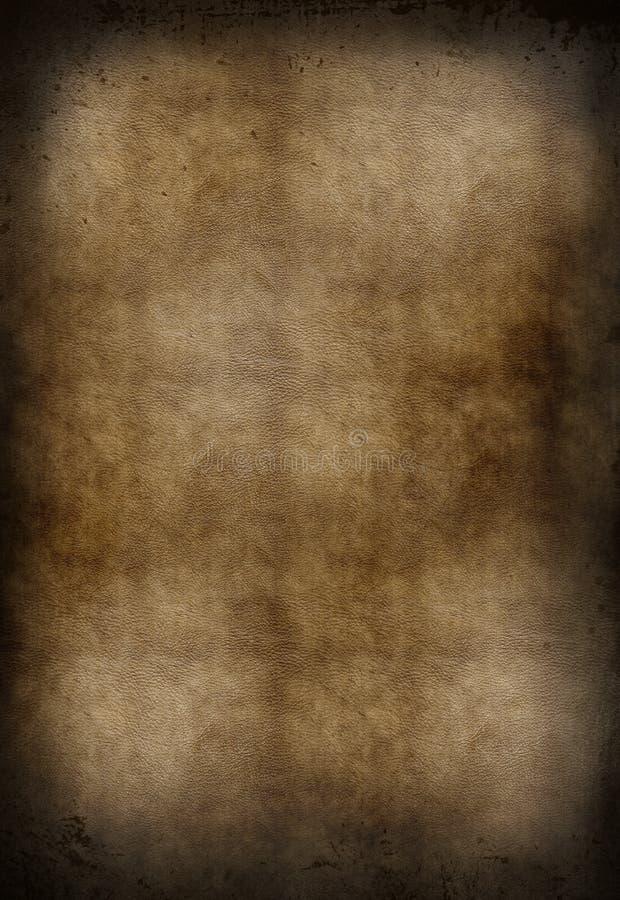 Textura de cuero de Grunge imagen de archivo