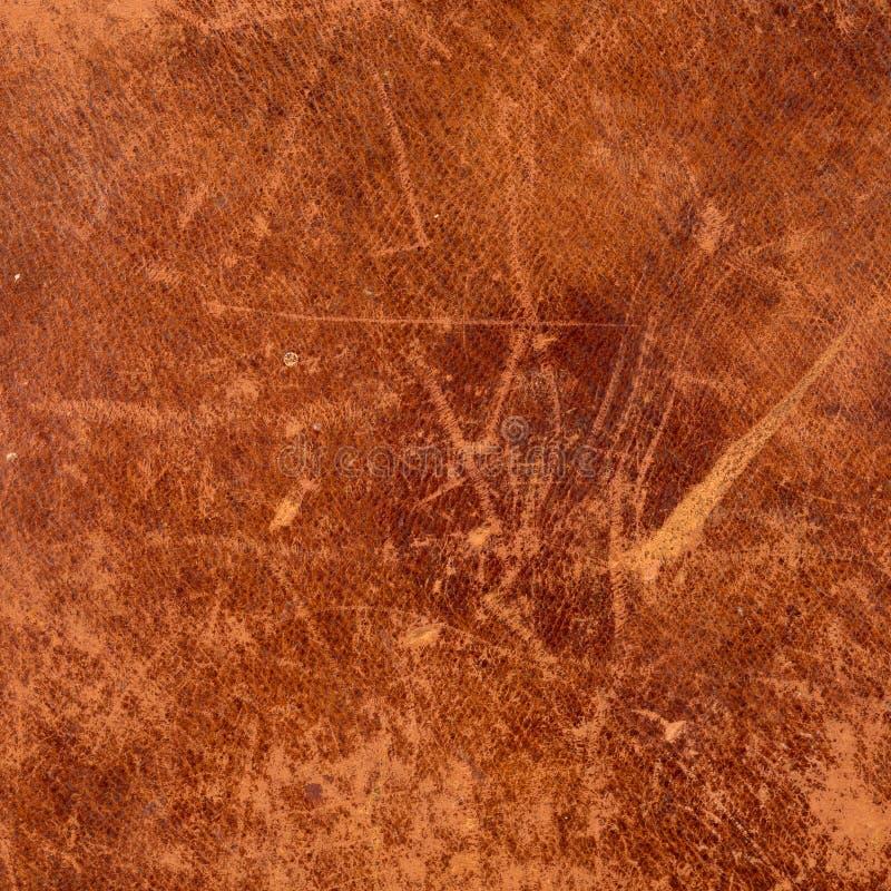 Textura de cuero de Grunge imagen de archivo libre de regalías