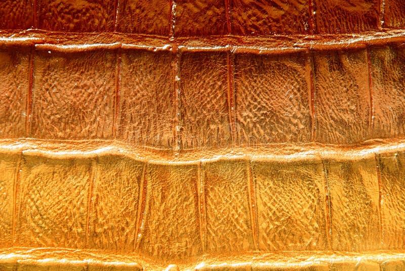 Textura de cuero del gradiente fotografía de archivo
