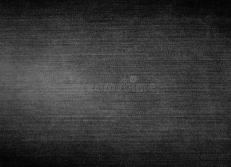 Textura de denim negro, fondo jeans, para diseño fotos de archivo