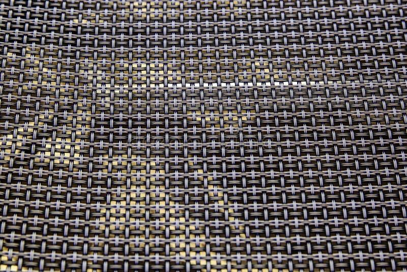 A textura de entrelaçamento fotografia de stock