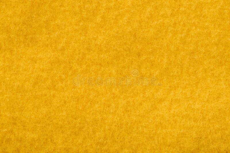 Textura de feltro da laranja imagens de stock royalty free