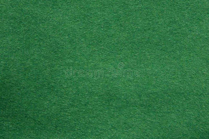 Textura de feltro do verde imagem de stock royalty free