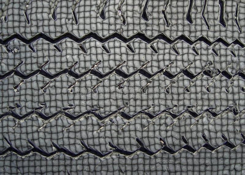 Textura de goma fotos de archivo