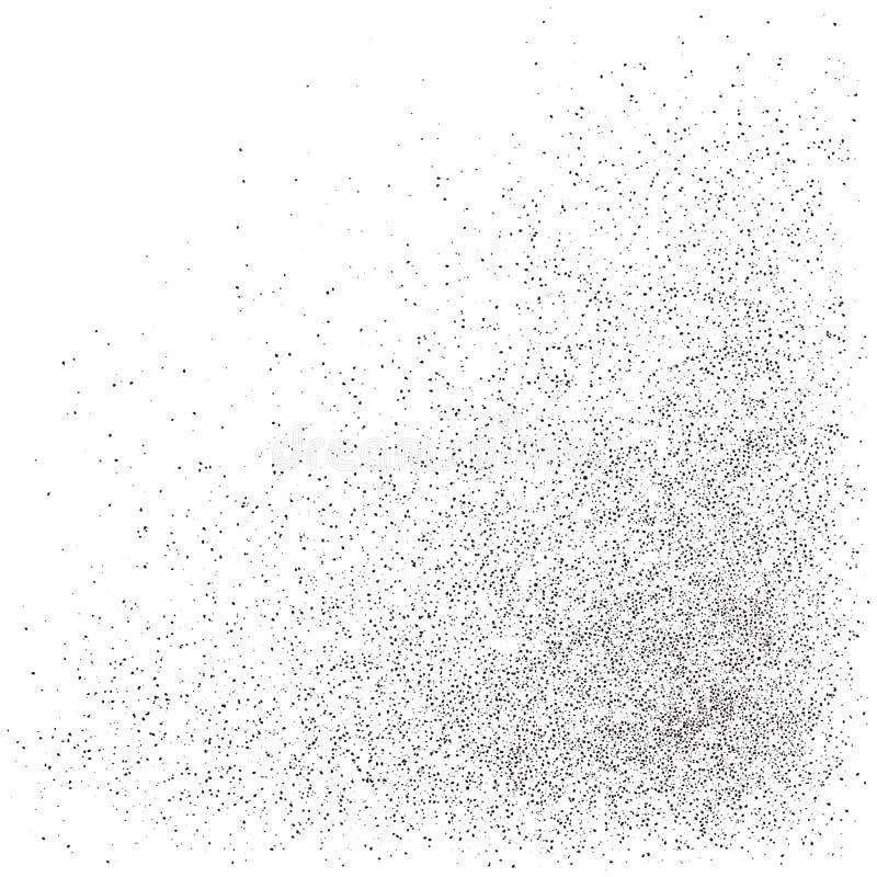 Textura de Grunge ilustração stock