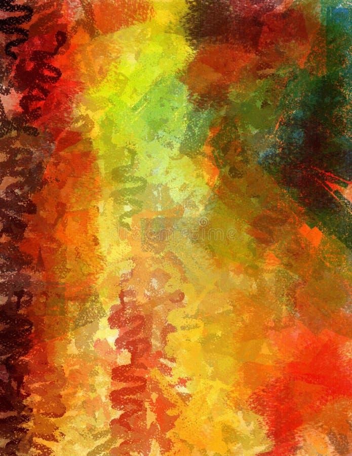 Textura de Grunge ilustración del vector