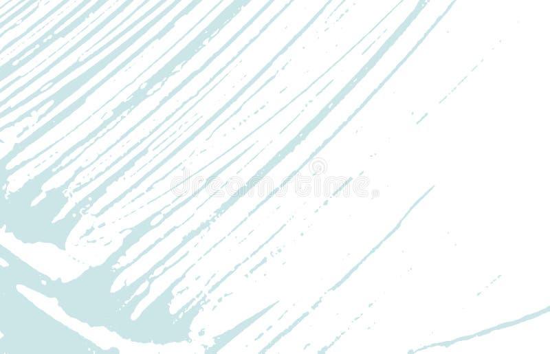 Textura de Grunge Rastro áspero azul de la desolación extraño libre illustration