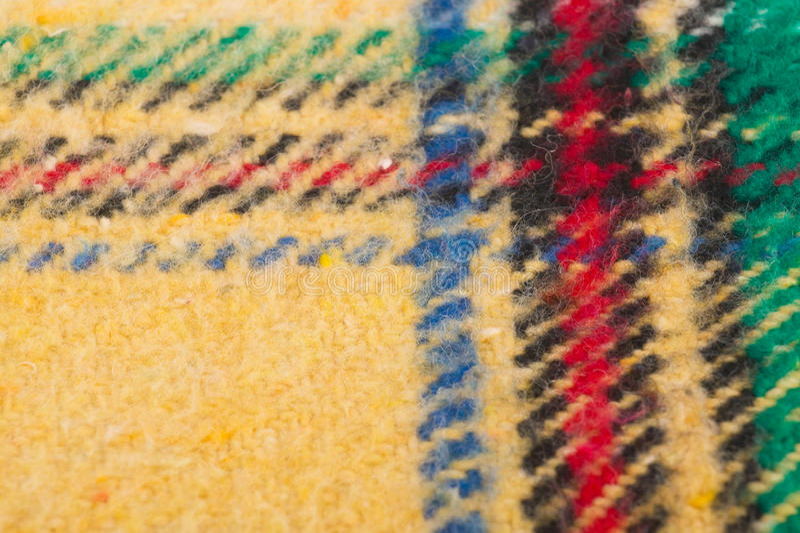 Textura de lãs imagem de stock