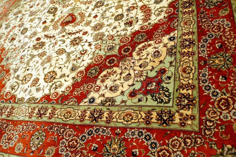 Textura de la alfombra foto de archivo