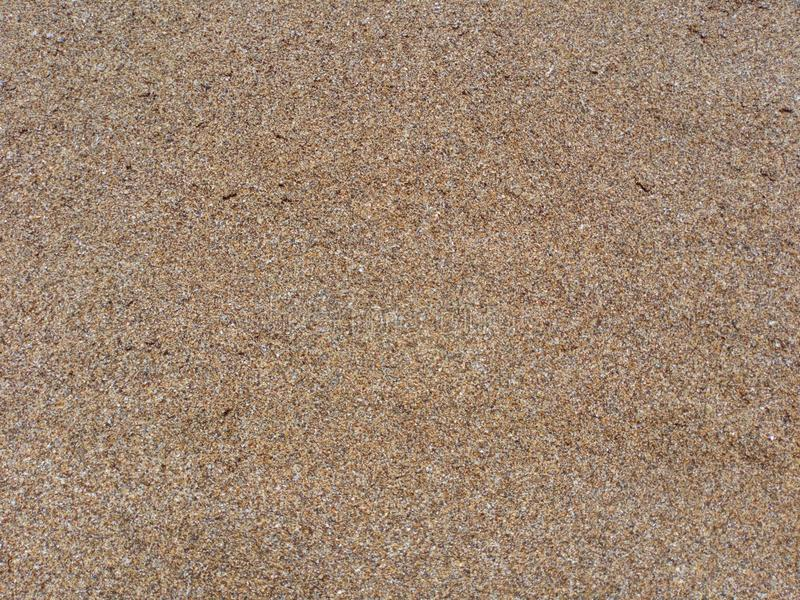 Textura de la arena del océano fotos de archivo libres de regalías