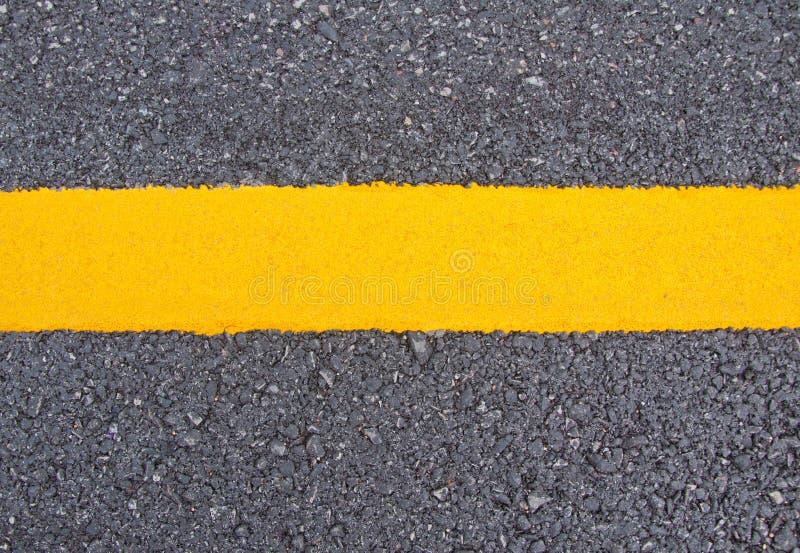 Textura de la calle del asfalto foto de archivo libre de regalías