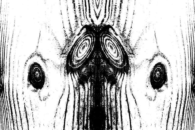 Textura de la capa de la desolación stock de ilustración