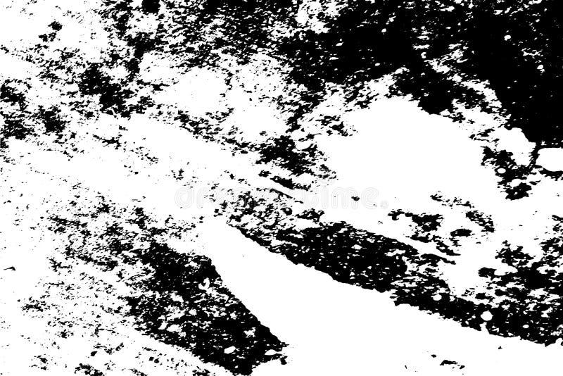 Textura de la capa de la desolaci?n stock de ilustración