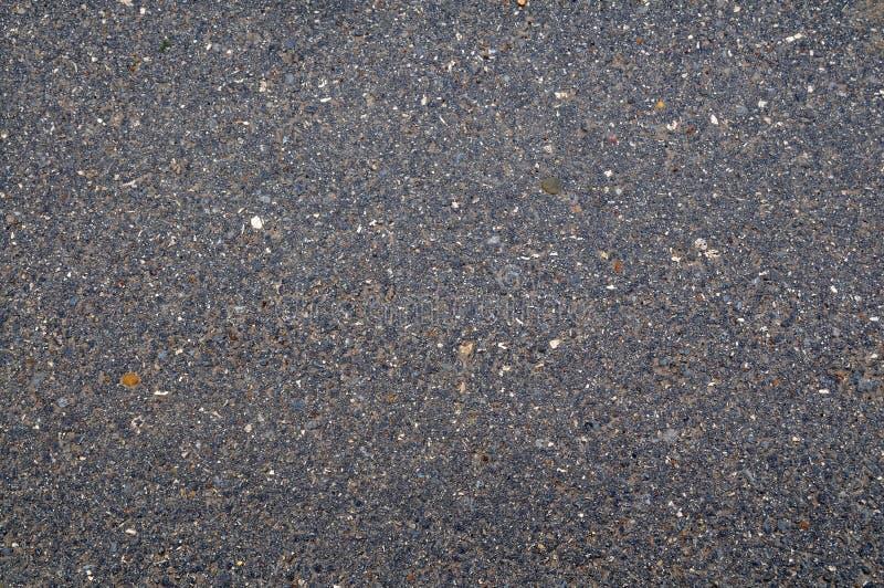 Textura de la carretera de asfalto foto de archivo
