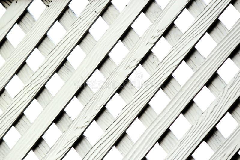 Textura de la cerca de madera artificial del cedazo fotografía de archivo libre de regalías