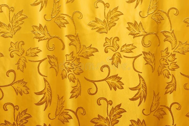 Textura de la cortina fotografía de archivo libre de regalías