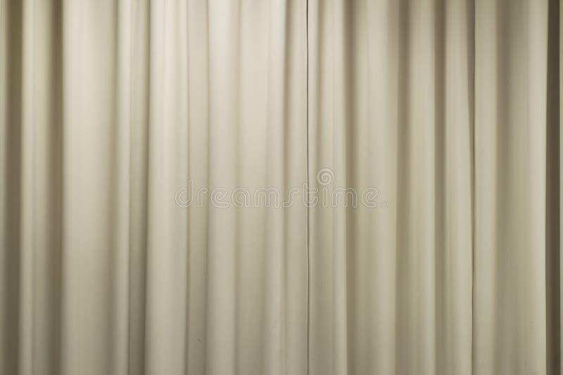 Textura de la cortina imagenes de archivo