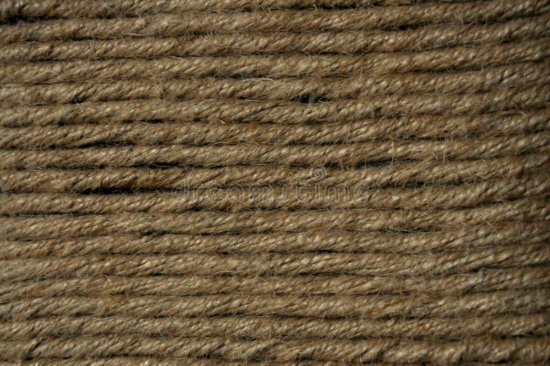 Textura de la cuerda foto de archivo libre de regalías