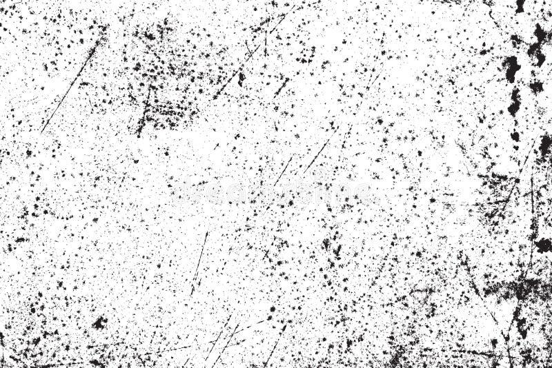 Textura de la desolación ilustración del vector
