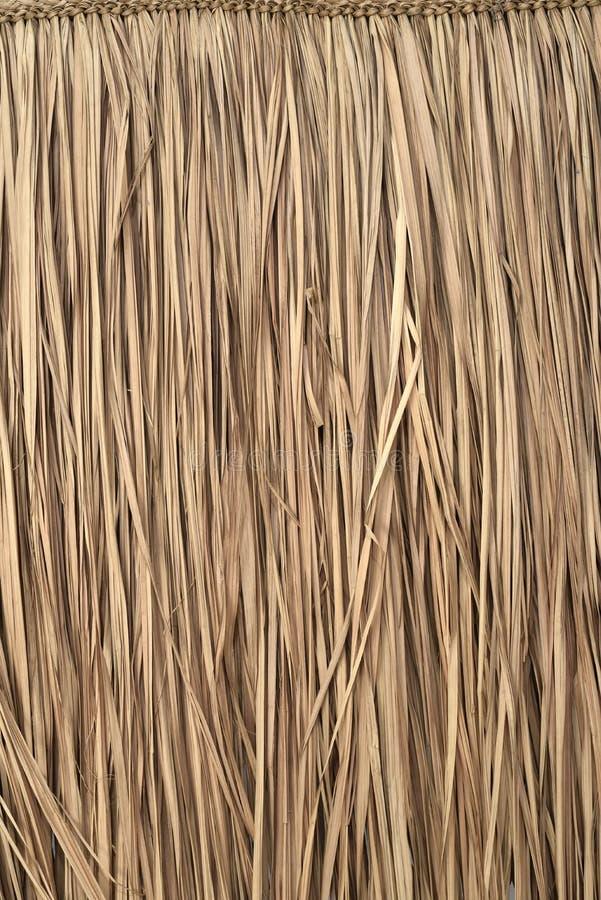 Textura de la estera de la paja del artezanal imagen de archivo