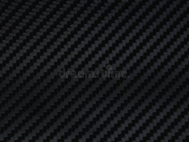Textura de la fibra de carbono imagen de archivo libre de regalías