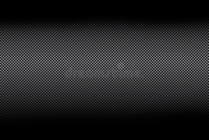 Textura de la fibra del carbón fotos de archivo libres de regalías