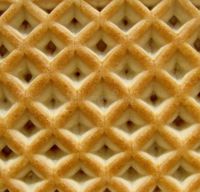 Textura De La Galleta Foto de archivo libre de regalías