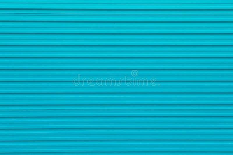 Textura de la hoja de metal en color azul fotos de archivo libres de regalías