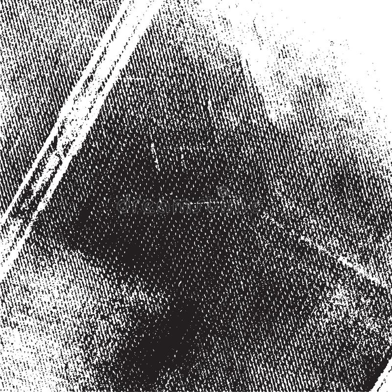 Textura de la impresión del grano libre illustration