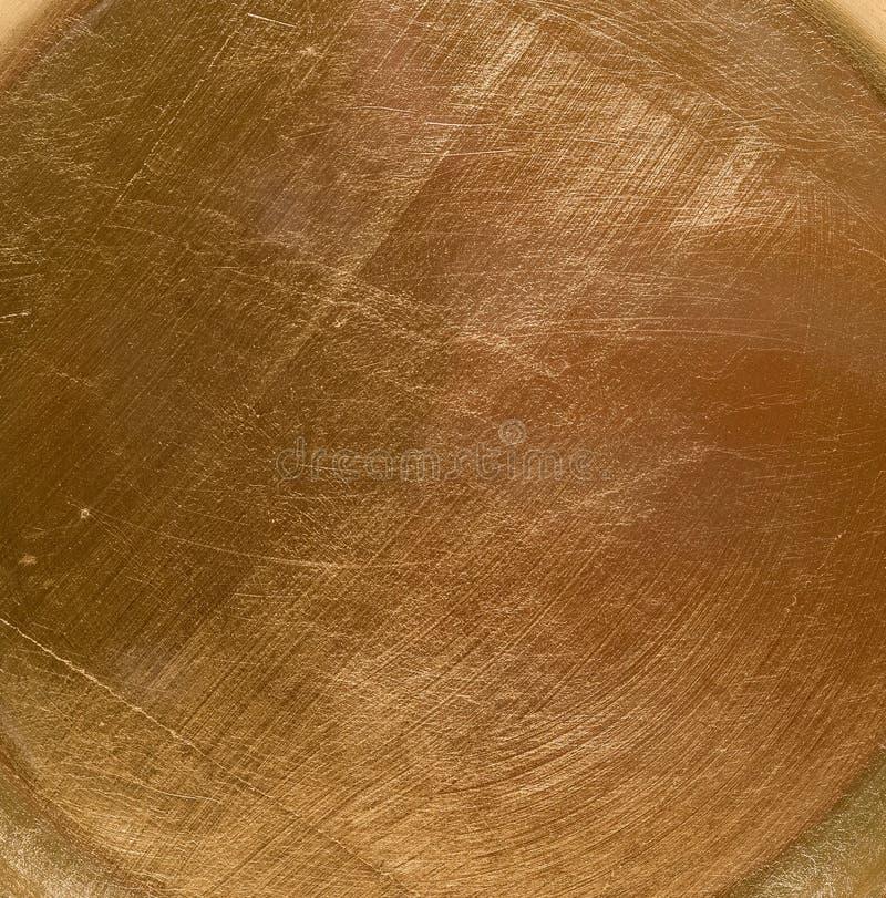 Textura de la laca del oro